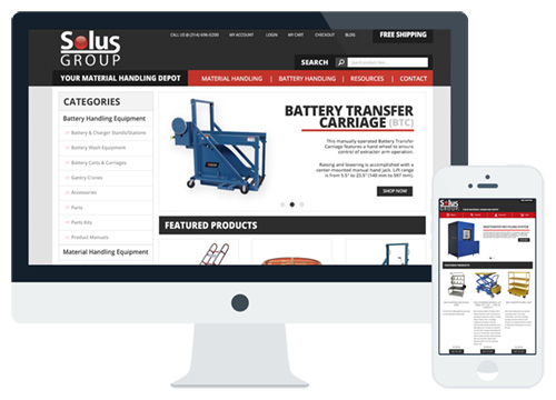 St. Louis Magento Solus Group