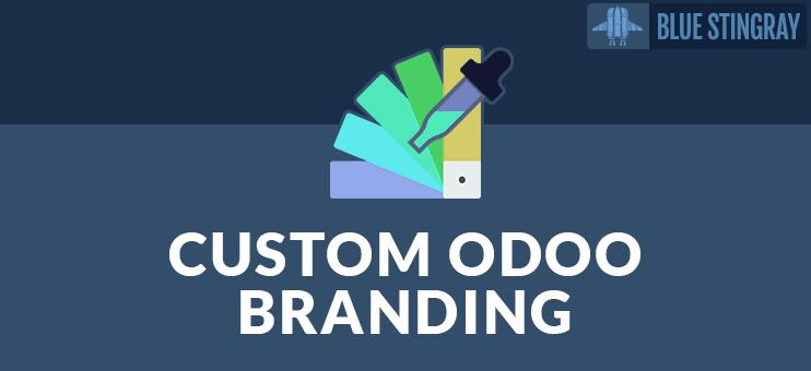 Odoo Custom Branding App