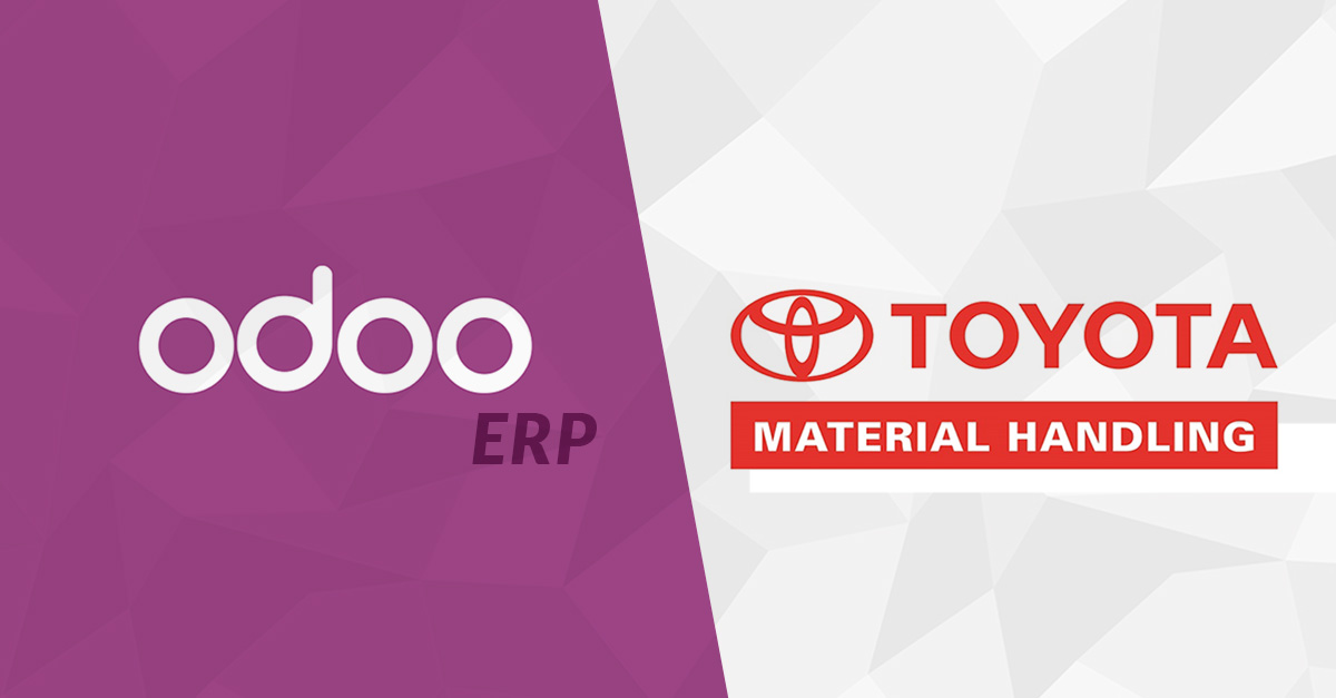 Toyota ERP Odoo Solution