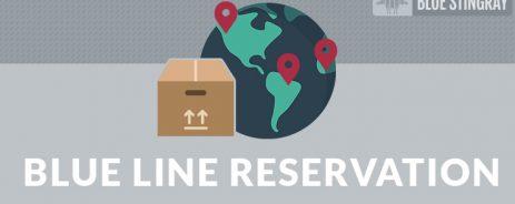 blueline reservation odoo app