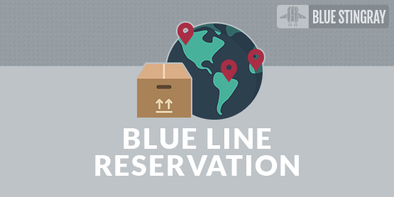 Line Reservations by Blue Stingray