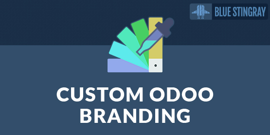 Custom Odoo Branding by Blue Stingray