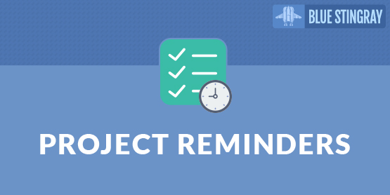 Project Reminders by Blue Stingray