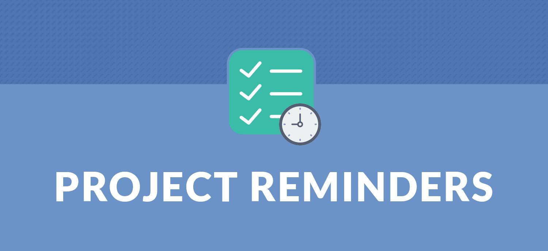 Blue Stingray Custom App Odoo Project Reminders