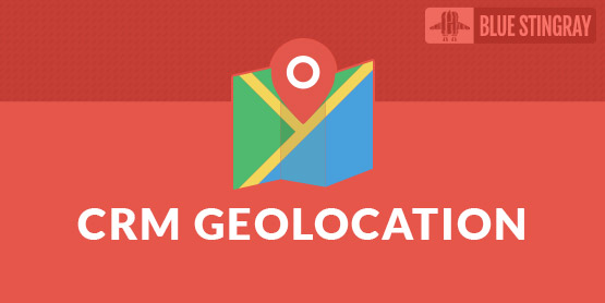 Custom Odoo App CRM Geolocation