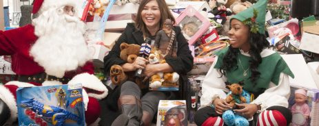 Shriners christmas toy drive